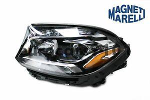 Mercedes GL450 GL63 AMG Magneti Marelli Left Headlight LUS8042 1668202100