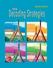Corrective Reading Decoding Level B1, Student Book [CORRECTIVE READING DECODING