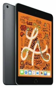 Apple iPad Mini 5 7.9Inch  Wi-Fi 64GB Space Grey New With  1 Year Apple Warranty