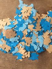 Baby Shower Table Confetti-Baby Boy Collection-Over 300 Pieces