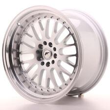 Japan Racing JR10 Alloy Wheel 19x11 - 5x120 / 5x114.3 - ET30 - Machined Silver
