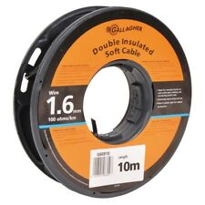 Gallagher Ground Cable ø1.6mm (10 metres) - 100 Ohm/1km