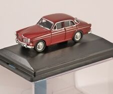 VOLVO AMAZON in Cherry Red - 1/76 scale model OXFORD DIECAST