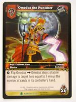 WoW: World of Warcraft Cards: OMEDUS THE PUNISHER 12/361 - played
