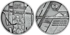 POLAND: 20 zl Poles rescuing the Jews - The Families of Ulma, Kowalski, Baranek
