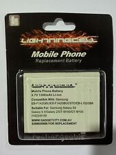 SAMSUNG GALAXY SII S2 REPLACEMENT AFTERMARKET GENERIC BATTERY