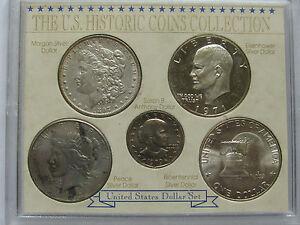 USA , BONITA COLECCION DE DOLLAR , PLATA