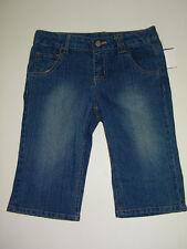 Jean Shorts Girl's Size 16 Dark Wash Bermuda