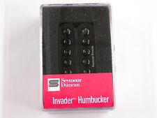 Seymour Duncan SH-8n Invader Neck Humbucker Black