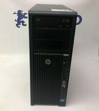 HP Z420 Workstation MT CTO with Heatsink DVD PSU Disk Bracket - Tested Working