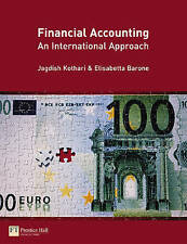 Financial Accounting: An International Approach by Elisabetta Barone, Jagdish...