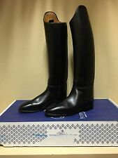 Konig Men's Royal Dressage Boot US 10.5 (37cm calf 47/55 cm height)
