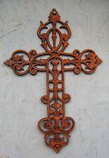 Eisernes Kreuz Grabmal Gusskreuz Friedhof Kruzifix