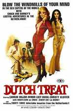 Dutch Treat Poster 01 Metal Sign A4 12x8 AluMinium