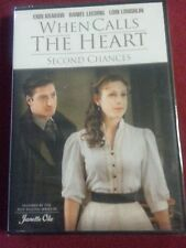 When Calls the Heart Season One DVD- Second Chances- NEW!