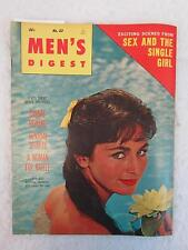 Vintage MEN'S DIGEST No. 53 1964 NATALIE WOOD & SEX AND THE SINGLE GIRL Article