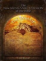 New Messianic Version of the Bible : The Tanach the Old Testament, Paperback ...