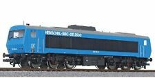 SH LILIPUT l132057 * Diesel locomotive HENSCHEL-BBC de 2500 A/C Courant alternatif