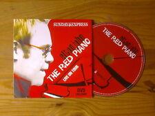 Elton John The Red Piano DVD Sunday Express