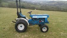 Ford 1210 compact tractor 4wd