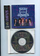 """SKIN § BONES """"Not a pretty sight"""" ORG cd on Victor in 93,Poison,The Cult"""