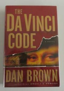 The Da Vinci Code by Dan Brown (2003) First US Edition/First Printing