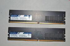 New listing 8Gb (2 x 4Gb) Timetec Ddr4 2400Mhz 1.2v 288Pin Udimm 75Tt24Nu1R8-4G Desktop Ram