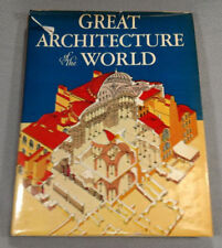 John Julius Norwich  GREAT ARCHITECTURE OF THE WORLD Random House c. 1975  ANB