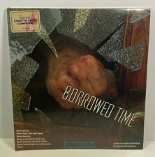 Borrowed Time Activision Atari St Series Vintage Computer game Interplay Sealed