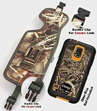 (A20) Fitted Pouch Holster Belt Clip Fits Otterbox Defender iPhone 6S Plus Case