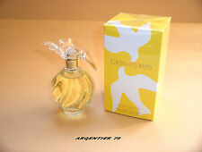 L'AIR DU TEMPS  NINA RICCI   EAU DE TOILETTE 100ml  SPRAY  NEUF