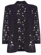 NEW Romans Laced Blazer Jacket Cardigan Size 10