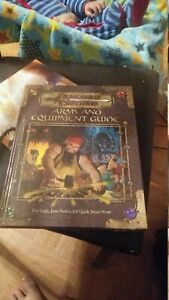 Dungeons And Dragons Book Set/Collections