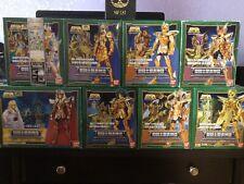 Saint Seiya Saint Cloth Myth 7 General Soldier Army Emperor Poseidon Set IN USA