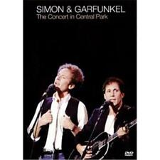 SIMON AND GARFUNKEL CONCERT IN CENTRAL PARK DVD REGION 0 PAL 5.1 NEW