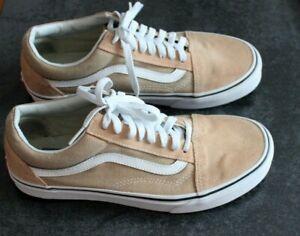 Vans off the Wall Damen Schuhe Sneaker Sportschuhe Altrosa Beige Gr. 40