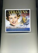 VERA LYNN - THE FORCES' SWEETHEART - 3 CDS - NEW!!