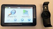 2495LMT Garmin Nuvi GPS Traffic Free Lifetime Maps & Bracket Holder