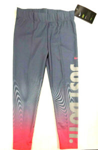 Nike Girls Dri-Fit Leggings - Size: 6 - New with tags!