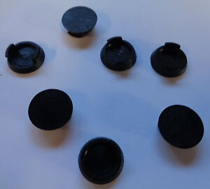 """ROVER 25 WINDSCREEN PANEL SCUTTLE FINISHING CAPS Set of 7 incl. """"1 SPARE"""" UK Co."""