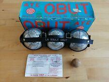 Triplette boules de compétition Obut