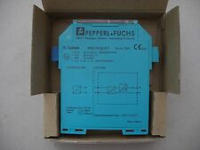 £168 Pepperl Fuchs KFD0-CS-EX1.51P Current / Driver Single Channel