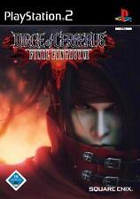 Playstation 2 FINAL FANTASY 7 DIRGE OF CERBERUS * Sehr guter Zustand