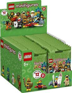 LEGO Minifiguren 71029 Serie 21 aussuchen NEU