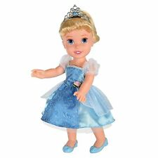 "My First Toddler 14.5"" Doll Disney Princess Cinderella Doll Age 3+ NEW"