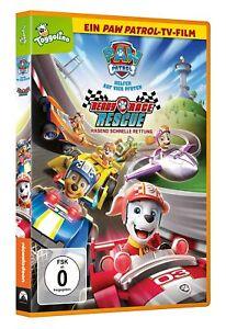 Paw Patrol - Ready Race Rescue: Rasend schnelle Rettung - DVD - *NEU*