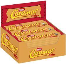 (1000g=10,82€) Nestle Caramac Caramel - 36 Riegel - Karamell