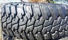 4 Goodyear Wrangler Mtr 37x1250r165 Military Humvee Mud Truck Tires 80 Tread