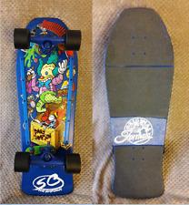 "Santa Cruz x The Simpsons ""Bart Toy Box"" Cruiser Complete Skateboard - 10.0"