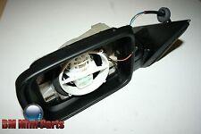 BMW E31 LEFT ELECTRIC HEATABLE MIRROR BLACK NLA 51168124663
